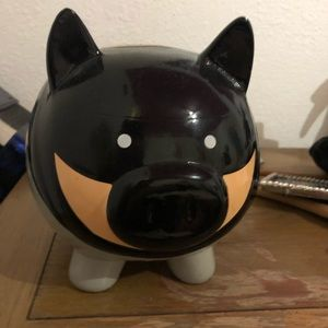 Exclusive Batman piggy bank